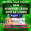 Thumbnail ACOUSTIC BASS LOOPS - PART-1