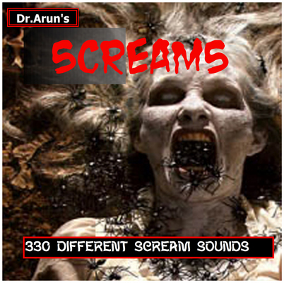 Product picture HORROR SOUNDS -  SCREAM