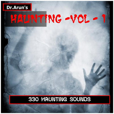 Product picture HORROR - HAUNTING SOUNDS - Volume - 1
