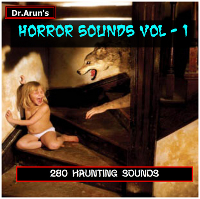 Product picture HORROR SOUNDS - Volume - 1