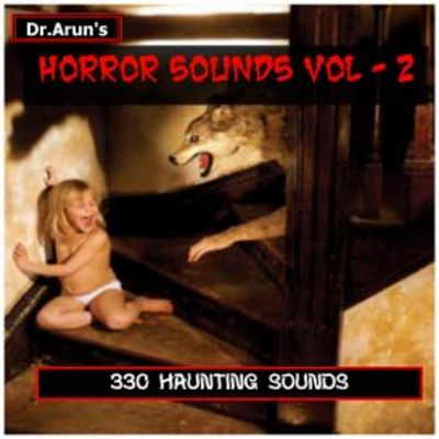 Product picture HORROR SOUNDS - Volume  2
